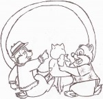 back chip dale eating fapingmulan food fun original sit sketch // 800x776 // 96.2KB