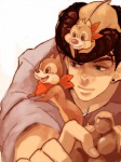 3boys acorn chip dale human neckerchief umintsu // 480x640 // 133.6KB