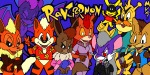 chip cosplay crossover dale foxglove gadget iron_hand monterey_jack morgan_kohl original pokemon tammy tease tongue widget zipper // 1641x827 // 90.8KB