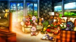 amegared back card_captor_sakura chair crossover dale jerry kero lamp lilo_&_stitch lying pillow sit sofa stitch timon timon_&_pumba tom_and_jerry tv window // 1056x585 // 957.7KB