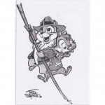2boys chip dale hanging rope tad_stones // 1080x1080 // 79.0KB