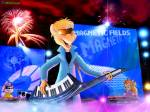 1girls 2boys gadget integrator laser_show playing sparky sunglasses synthesizer wallpaper // 1024x768 // 350.3KB
