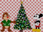 areteeirene ball candy dale fancywork mickey_mouse star tree xmas // 2610x1980 // 177.2KB