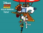 chip crossover dale danger_mouse danger_mouse_(series) ernest_penfold flying hanging in_air invention rangerplane rescue rope tellyweb zipper // 1860x1420 // 115.2KB