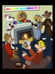 basil book chair crossover danger_mouse danger_mouse_(series) drink fireplace gadget jerry mrs_brisby photo read sit sofa tardis24 the_great_mouse_detective the_secret_of_nimh tom tom_and_jerry wineglass // 1200x1600 // 743.8KB