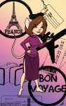 airplane bag desiree_d'allure eiffel_tower m_e_bartley paris // 650x1036 // 443.6KB