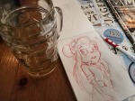 1girls beer gadget photo rem sketch // 4032x3016 // 4.8MB