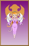 angel_wings belt dress gadget headband holy_gayka k-kisekae2 pants ribbon viehdieb wings // 742x1168 // 365.2KB