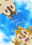 2boys chip clouds dale shinta sky // 700x1000 // 117.6KB