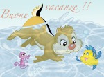 bubbles crossover dale elisa_picuno flounder sea swimming the_little_mermaid // 1356x1018 // 724.2KB