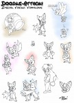 cookies dale embrace falling flying foxglove gadget heart jar kiss shirt sketch tongue toni // 809x1122 // 180.4KB