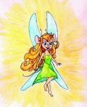 dress fairy flying gadget in_air rebekah wings // 632x768 // 129.9KB