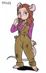 aycelcus cosplay crossover firefly_(series) kaylee_frye mud_oil pendant strawberry wrench // 907x1425 // 305.6KB