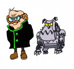 2boys catdasher coat dog-robot norton_nimnul watermark // 1280x1197 // 375.2KB