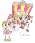 baby chip clarice dale diaper dress flower fun hazelnut koopateen007 run shoes young // 1032x1280 // 239.2KB