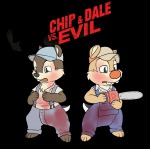 2boys blood blueballs cap chip dale electric_saw overall shirt // 1204x1200 // 484.8KB