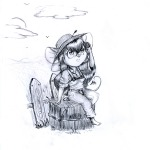 alex_fox belt bird clouds gadget hat overall palisade plants shirt sit sketch sun // 900x900 // 406.4KB