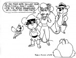an_american_tail back chip crossover dale fievel flying gadget lineart robert_knaus zipper // 576x445 // 21.9KB