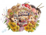 326878623 cake card chip chocolate congratulation dale eating flowers food fork fun fun_hat hazelnut strawberry walnut // 650x504 // 283.6KB