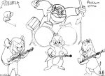 ares chip dale drummers earring gadget guitar metallica monterey_jack playing sketch zipper // 580x425 // 86.1KB
