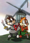 2boys armor chip dale helmet leinad56 robe shield sword windmill // 768x1102 // 602.7KB