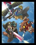 cheese chip dale falling flying gun invention monterey_jack rangerplane shot sky steven_donegani upside_down zipper // 600x743 // 97.9KB