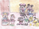 angry clarice diaper doll donald_duck dress flower gadget kneeling koopateen007 mickey_mouse minnie_mouse open_mouth pliers pluto radio repair shirt shoes sit stool table tears tongue toy wings young // 1280x976 // 408.9KB