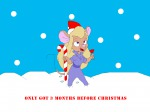 1girls candy gadget hat santa_hat snow tomarmstrong20 winter // 1600x1200 // 54.6KB