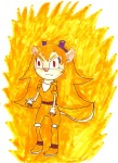 alternative_hairstyle cosplay crossover fire gadget gloves jordan_eshelman red_eyes shoes sonic // 465x639 // 215.2KB