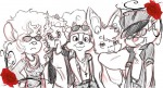 alternative_hairstyle beads cap chip cross dale dress foxglove gadget hat jacket open_clothes pants saraggle sketch sunglasses tammy // 700x382 // 104.7KB
