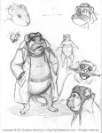 2boys cheese_spirit claws eugene_arenhaus flying modelsheet monterey_jack sketch zipper // 595x776 // 166.3KB